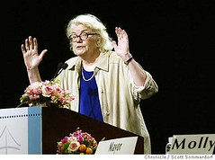 Molly Ivins 1