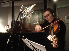 Ljova recording 'Untango' for upcoming independent feature release