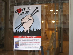 KNYTTERS UNITE! poster
