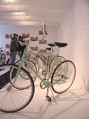 Nice bikes at Cykelmargeren