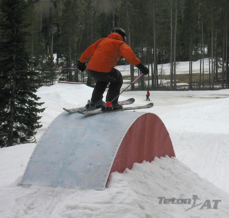 The Kiddy Terrain Park