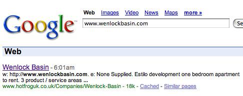 Google Hijack