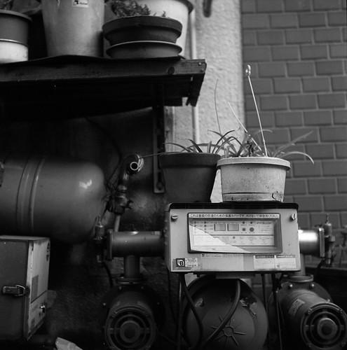 機械ガーデニング