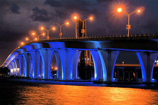 Port of Miami Bridge