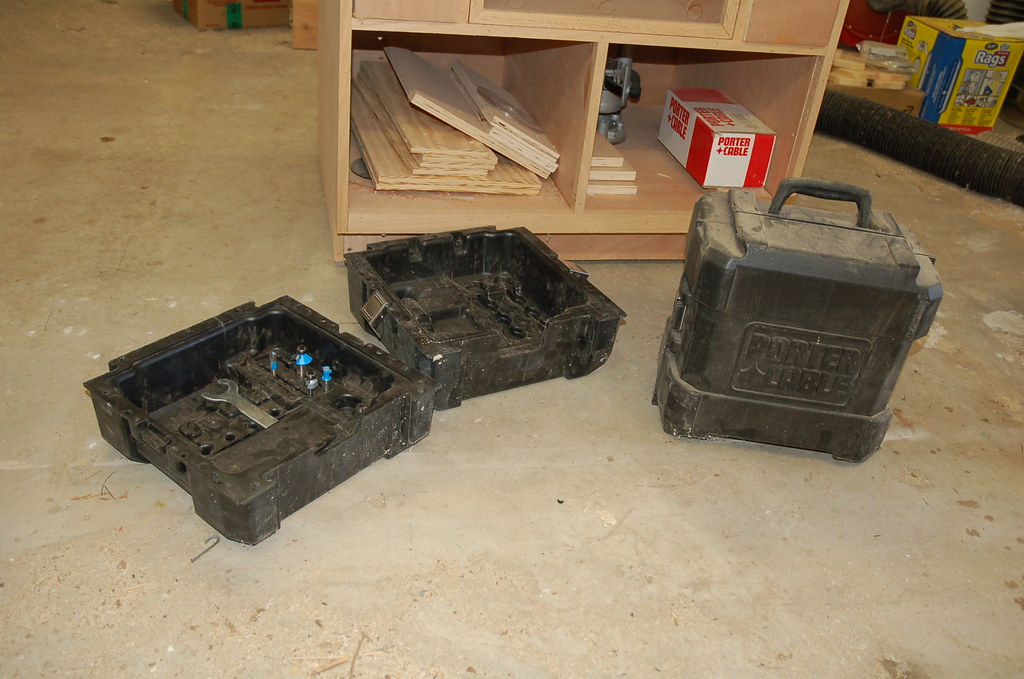 Router Boxes