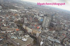 Bird's Eye View of Utrecht