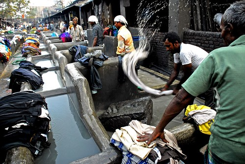 Dhobi Ghat [Photo 1] - Slap of the Wrist