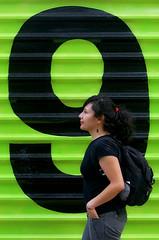 Da 274 . Number Nine, Number Nine, Number Nine... (WakamouL) Tags: black verde green wow mexico df nine number beatles tribute gp numero tributo nueve dflickr ltytr2 ltytr1 dflickr050407 gpcomconceptos