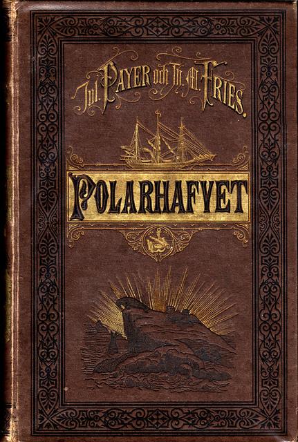 Polarhafvet  Book Cover by webjoy