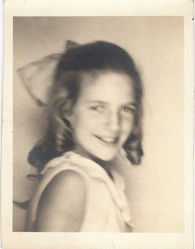 Blurry Aunt Anne age 12