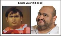 Elenco de El Chavo del Ocho luego de varios años....