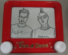 +44 (etchasketchist) Tags: 44 etchasketch travisbarker markhoppus