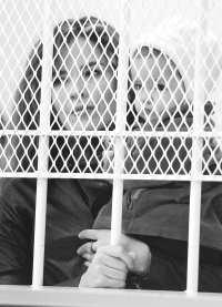 Encarcelada con su baby