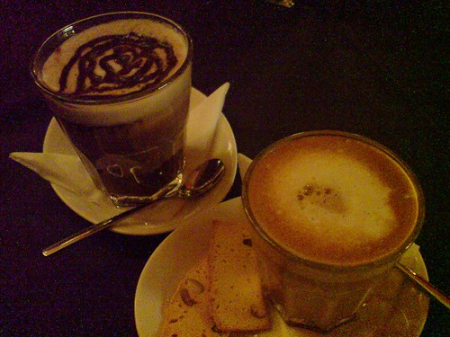 Chocolate & Latte