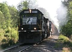 Norfolk Southern 6612 (ravensong75) Tags: railroad train norfolk alabama jackson southern norfolksouthernrailroad