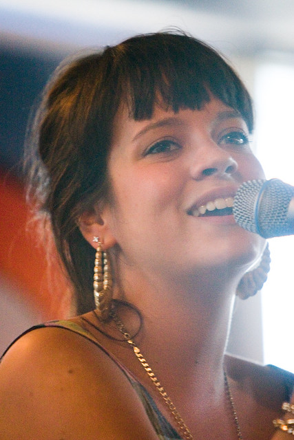 Lily Allen by FrancineD