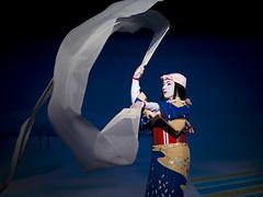 (Masahiro Makino) Tags: woman japan digital kyoto olympus geiko adobe kimono zuiko makoto