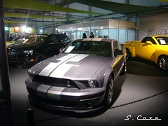 Mustang Shelby GT500 (S. Coxa) Tags: brazil cars chevrolet brasil vw sãopaulo shelby carro mustang ssr tuning v10 touareg gt500 salãodeacessórios