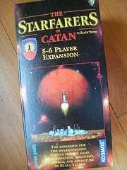 Starfarers of Catan (Expansión)