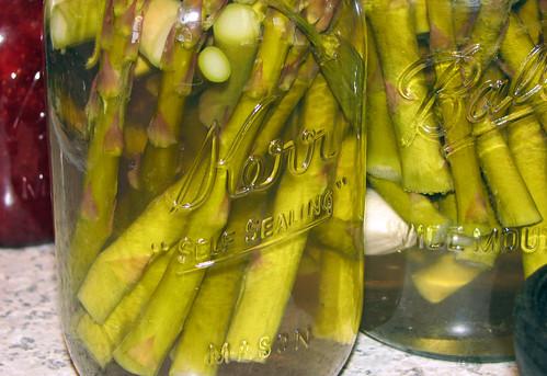 Zippy Asparagus