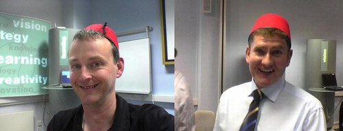 Tommy Cooper Tribute Duo