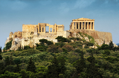 Athens: The Parthenon