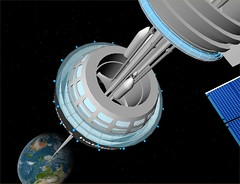 Earth could see invention of space elevator by 2050