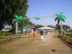 Sun 'n Fun Main Gate