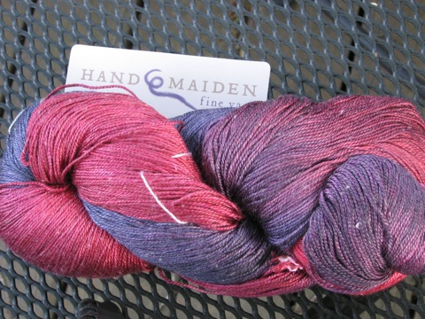Blackberry Sea Silk