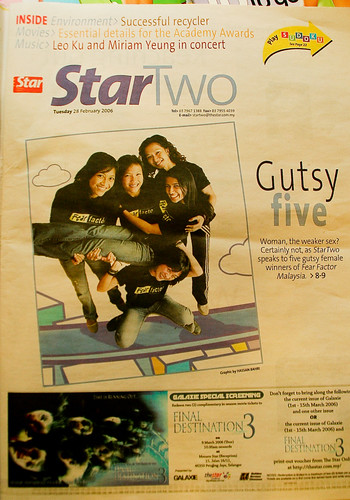StarTwo Pullout (Cover) - Feb 28, 2006