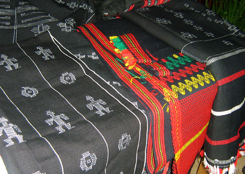 """Kadangyan"" burial cloth"