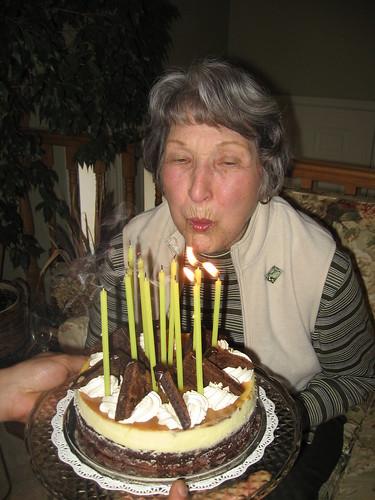 Amy Moir's Birthday