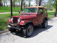 jeep cj 1986 cj7