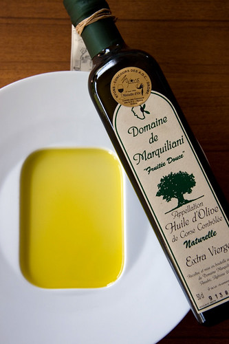 Corsican Olive Oil