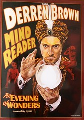 Derren Brown programme cover