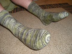 casual koigu socks