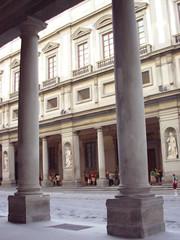 Florence in Uffizi (sea breezes) Tags: vacation italy florence uffizi