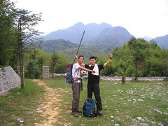 A walk in the park (saxyjon) Tags: fansipan