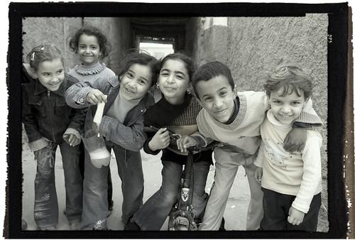 Les enfants de Chenini