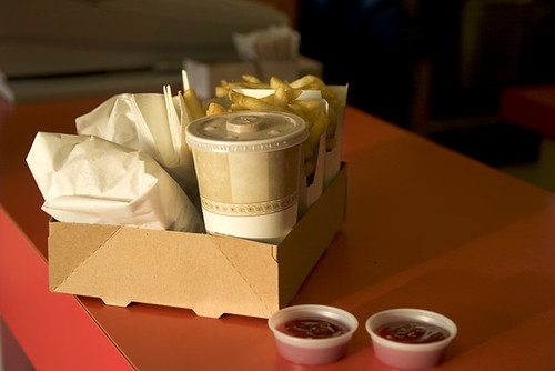 Photo review by Carrie Musgrave | Livebabylive.com:  Johnnys Burger...mmmm...
