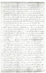 Will Margaret Ainscough d.1812 pg1