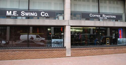 M.E. Swing Co.
