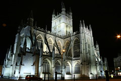 Bath Abbey - by rutty