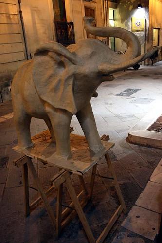 Cartapesta Elephant