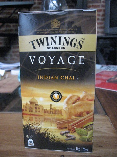 my beloved chai