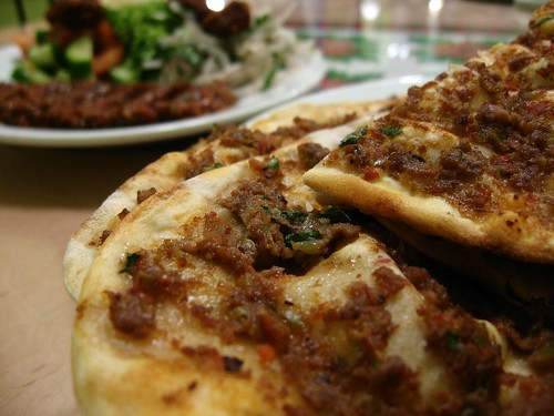 Lahmacun addiction continues in Ayancik Town, Turkey