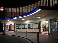 Picture of Perivale Station