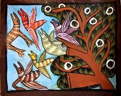 karuna chitrakar: birds