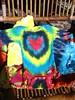 Heart Tie Dye