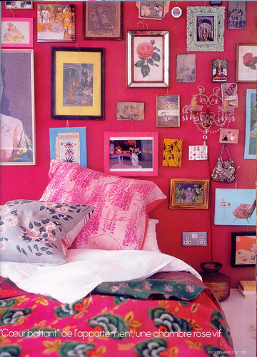 Elle Deco by eclectic gipsyland.